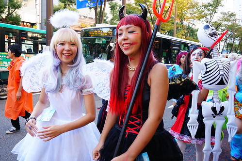 Kawasaki Halloween Parade 2013 126