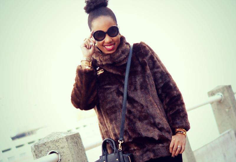 Faux Fur Pullover2