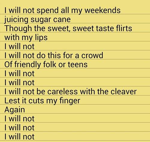 I will not_3