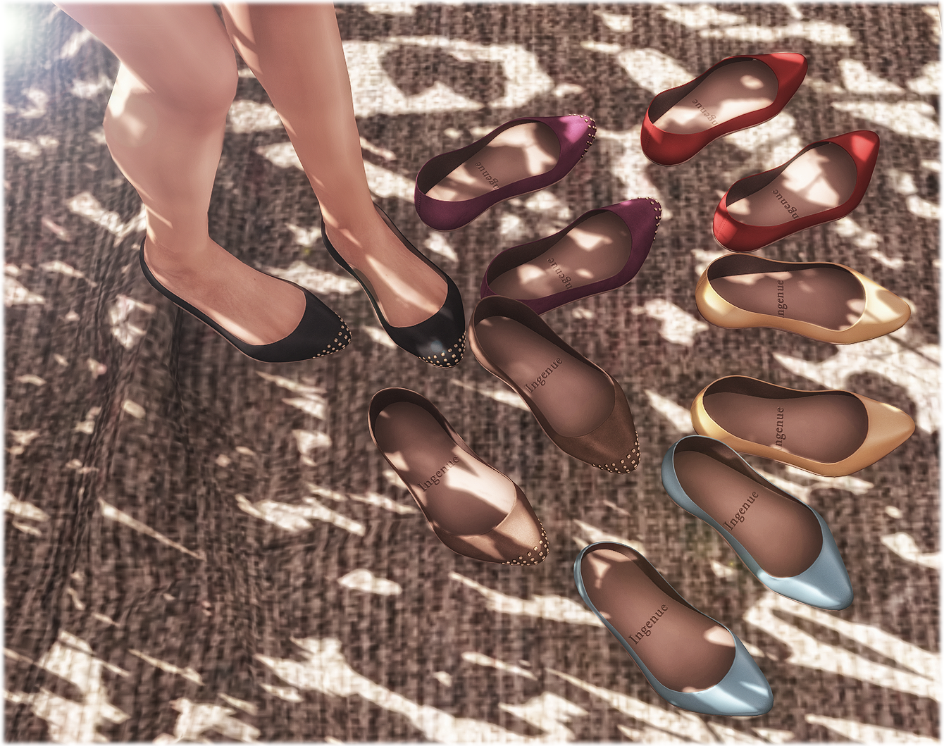 Ingenue for Shoetopia 2013