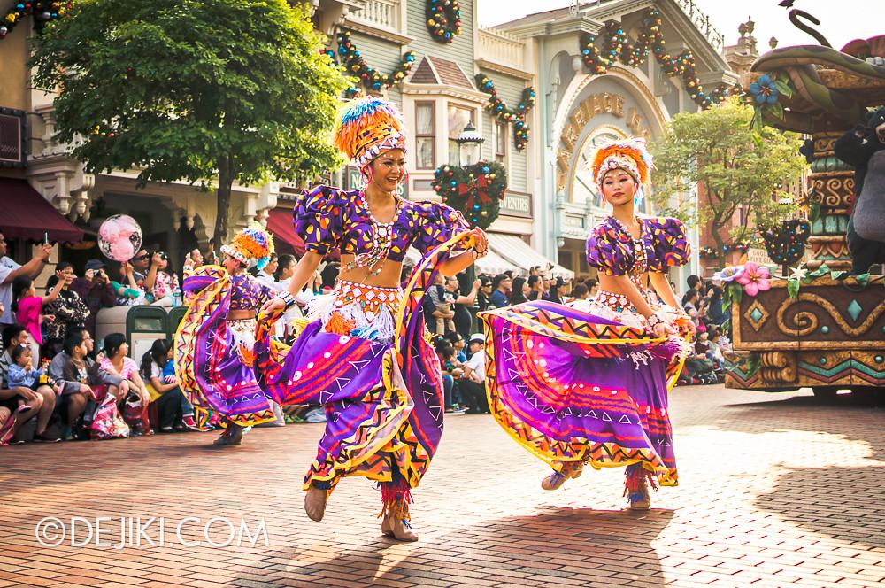 Flights of Fantasy - Tribal Dancers
