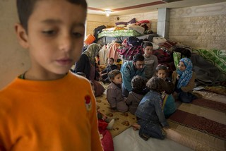 Lebanese Town Opens its Doors to Newly Arrived Syrian Refugees