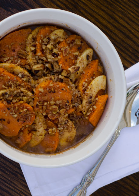 glazed-aple-sweet-potato-casserole