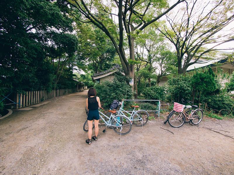 大阪漫遊 【單車地圖】<br>大阪旅遊單車遊記 大阪旅遊單車遊記 11003321626 830c78a960 c