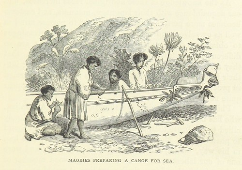 Image taken from:  Title: [Te Ika a Maui, or, New...