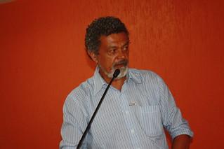 Cláudio Prado, presidente municipal do Solidariedade em São Paulo