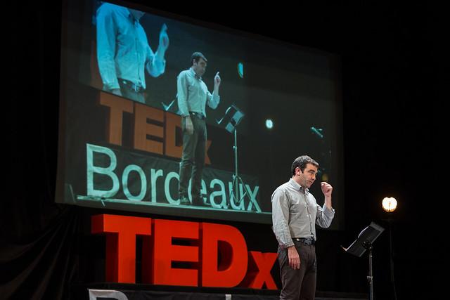 TEDx Bordeaux 2013