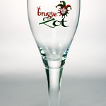 ベルギービール大好き!!【ブルッグス・ゾットの専用グラス】(管理人所有 )