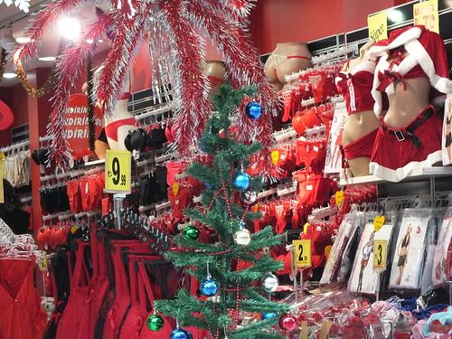 December 31, a piros fehérneműk napja Törökországban
