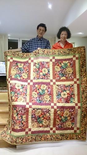 aunty quilt