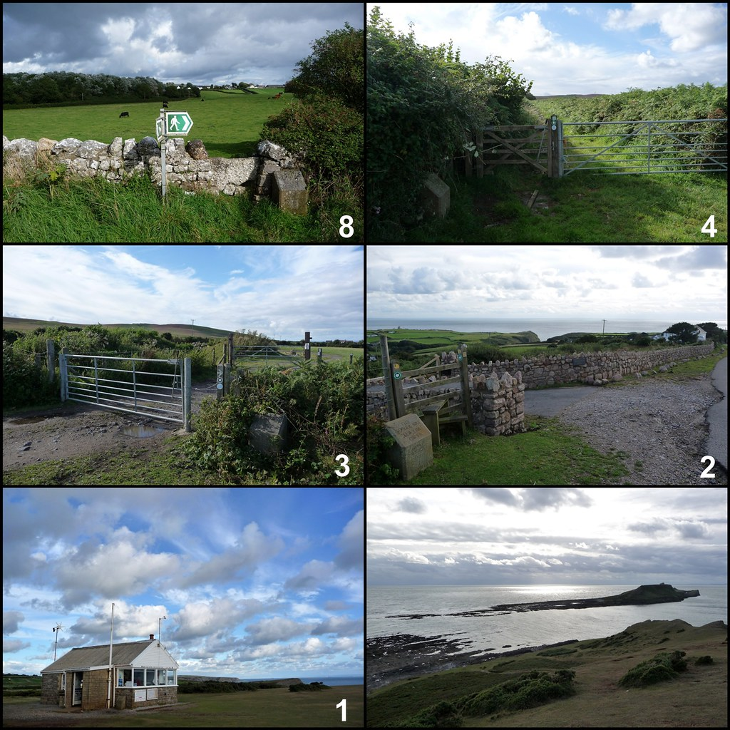 Walking the Gower Way 9