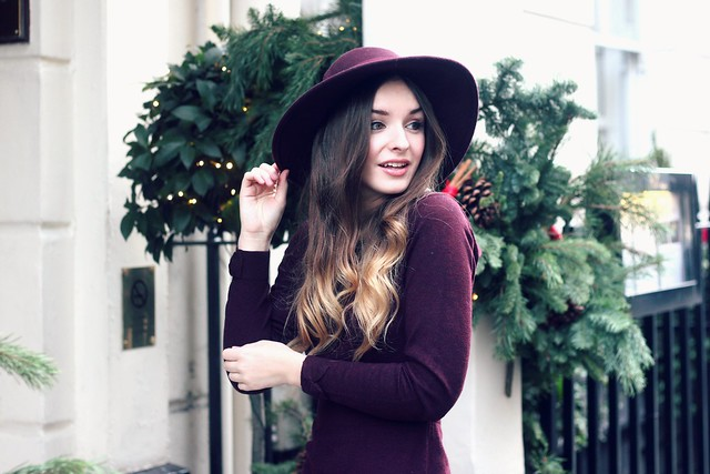 Sugarhill Boutique Burgundy Outfit