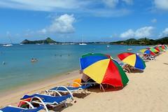 Les Antilles du Nord & Sud