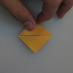 วิธีพับกระดาษเป็นดอกทิวลิป 007