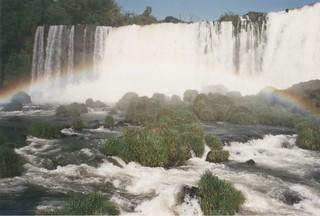Igacau Falls Rainbow 1996 - 2