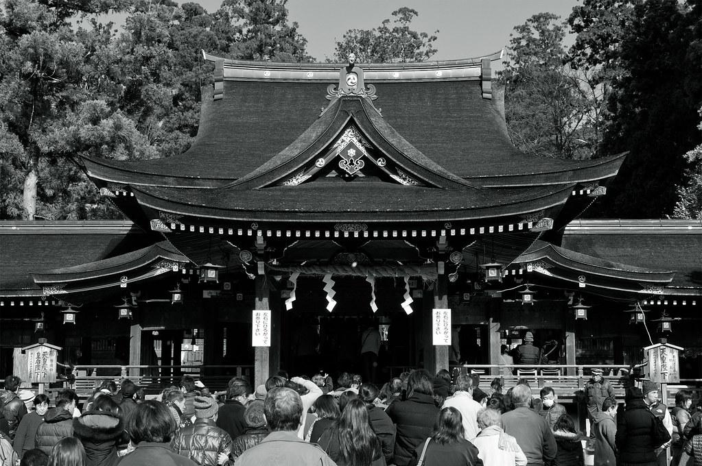 神楽殿|多賀大社
