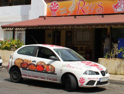 Roy's Pizza & Tandoori