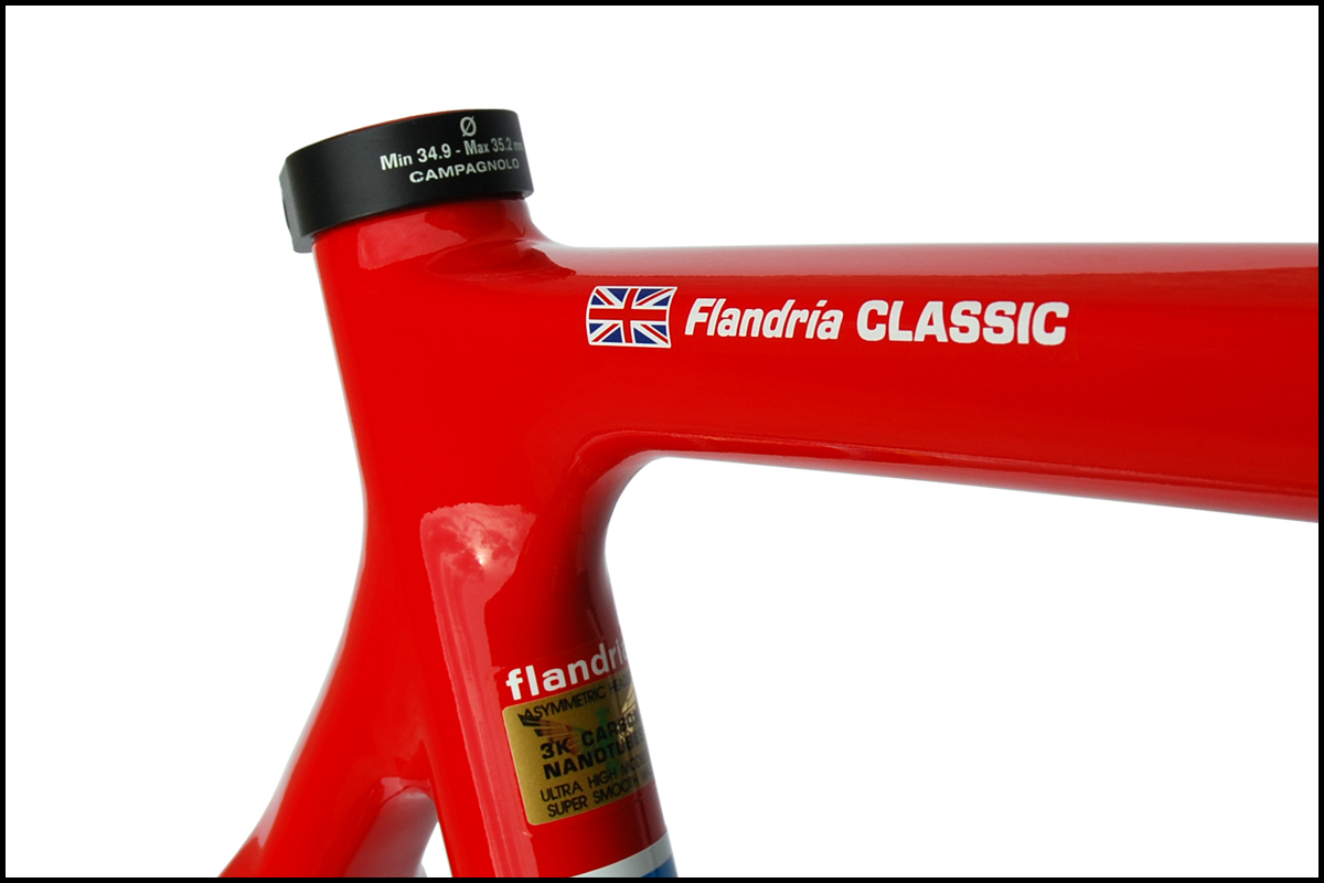 Personalised Bike Frame Stickers