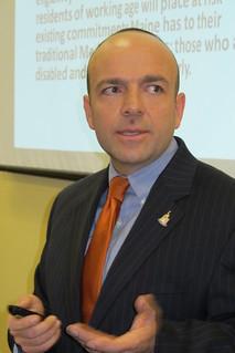 Gary Alexander in Augusta