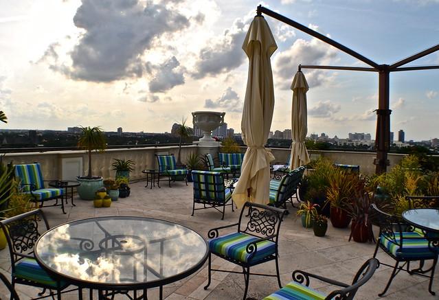 The Breakers Hotel, Palm Beach, Florida - flagler club terrace