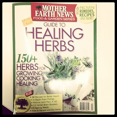 Found this magazine today, so nerdy & so excited about this find! Already thinking about planting the garden.