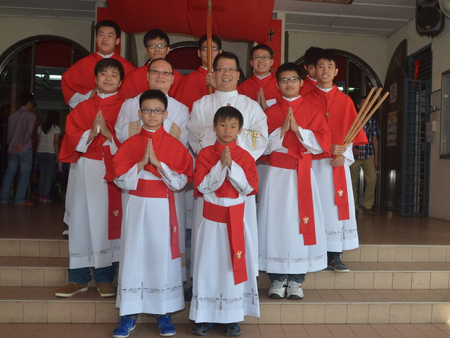 Header of Altar Boys