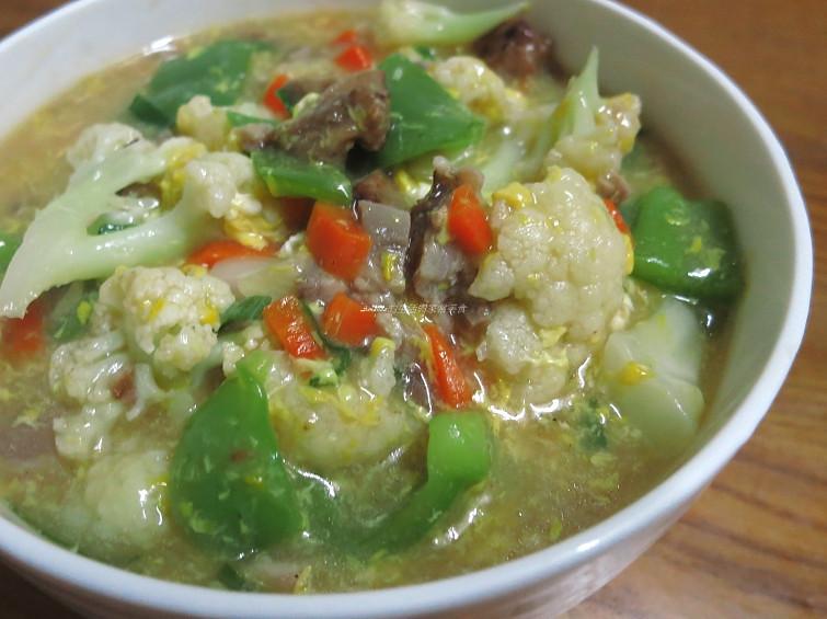 清冰箱,燴飯,蔬菜燴飯,雜菜 @Amanda生活美食料理