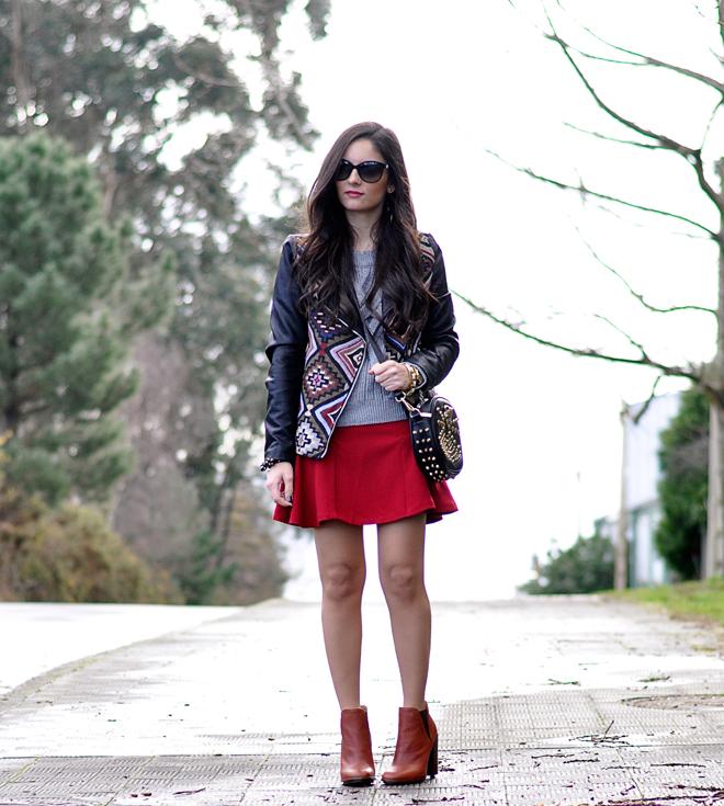Red Skirt_01