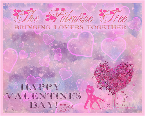 Image of a Valentline that Digital Lady Syd created