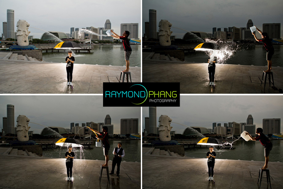 Conceptualised Pre-Wedding Photoshoot by Raymond Phang Singapore 1
