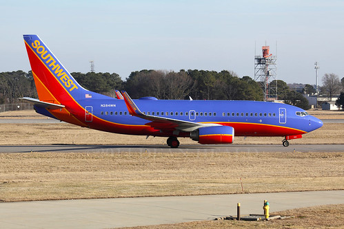 Southwest Airlines | 2007 Boeing...