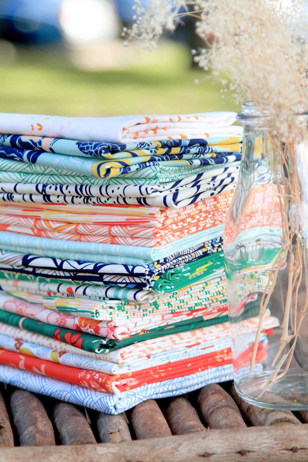 A Meadow Giveaway with Stash Fabrics!