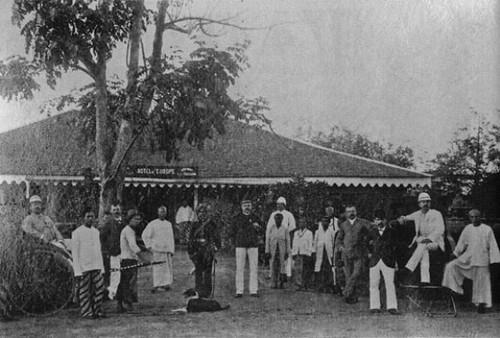 Para Raja Bertemu di Bandung