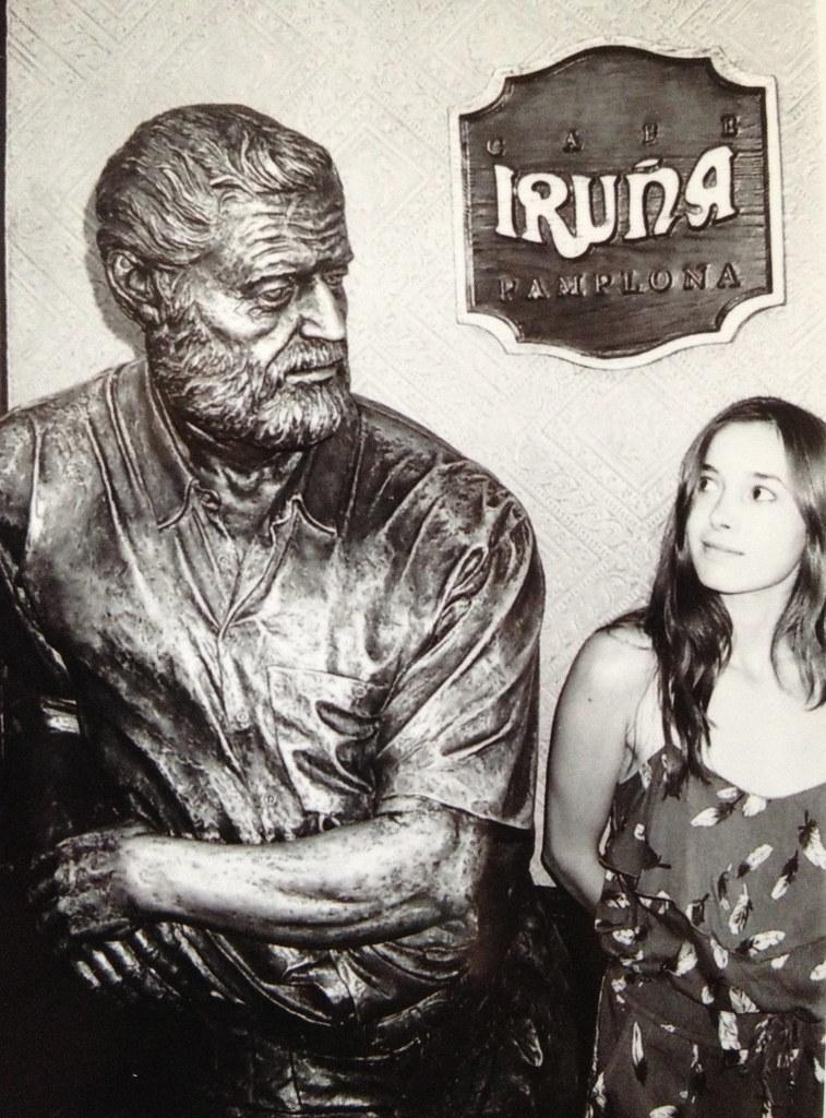 Valentina and Hemingway