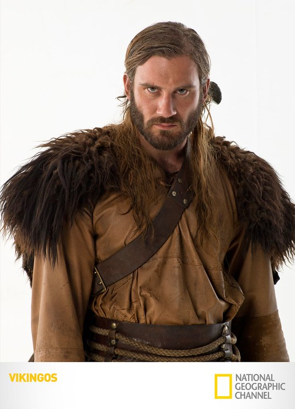 Rollo Bad clive standen takes on viking s bad boy rollo maison magloyuan