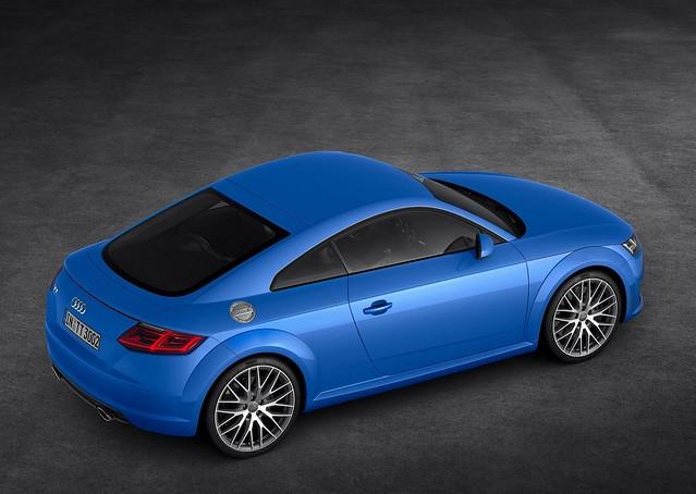Audi TT coupe 2.014