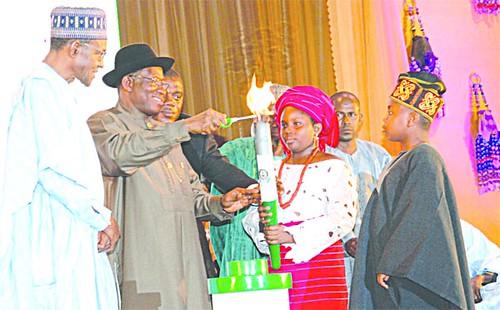 Nigeria Centenary Celebration speech by President Goodluck
