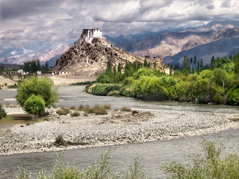 Monastery. Stakna, Ladakh (India)
