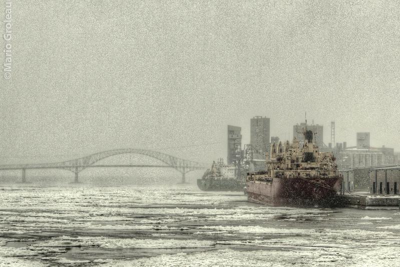 Port TR HDR jan 2014 + neige