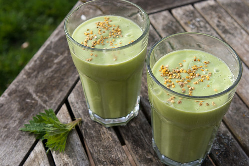 Nettle Smoothies