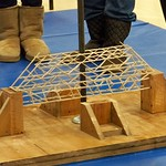 High School Students from across the Western UP test their contraptions for a chance to win. Hosted by the CPCO, Presented by Engineering Fundamentals at Michigan Tech.