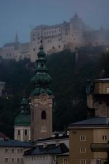 Misty Salzburg Evening