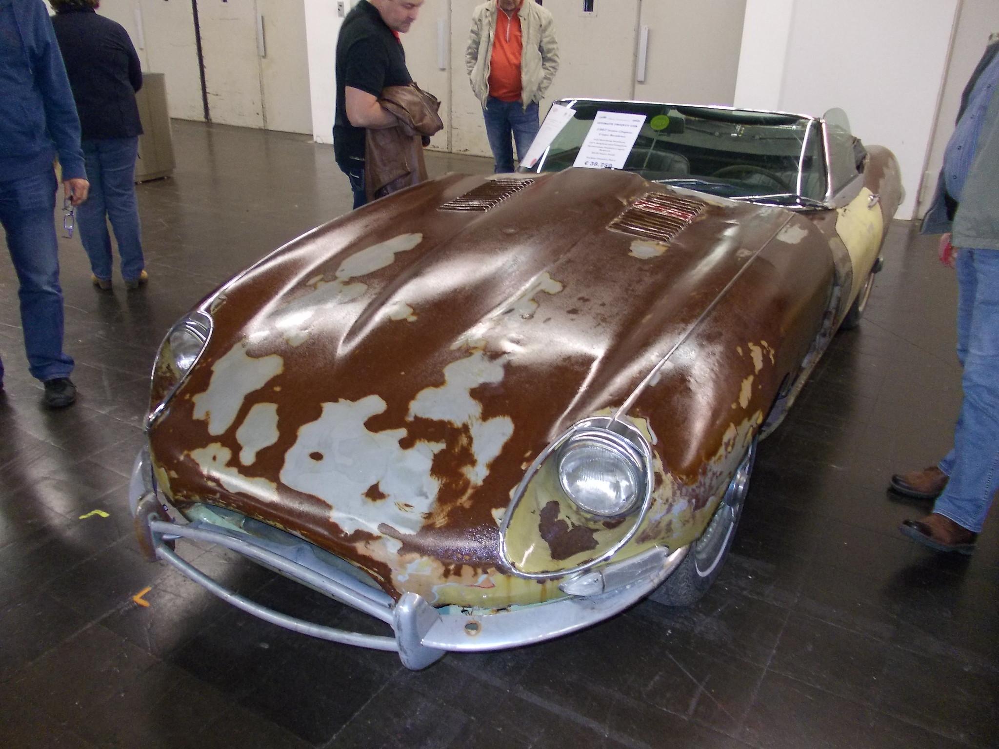 Jaguar E-Type S1 Roadster 4.2 litre 1967