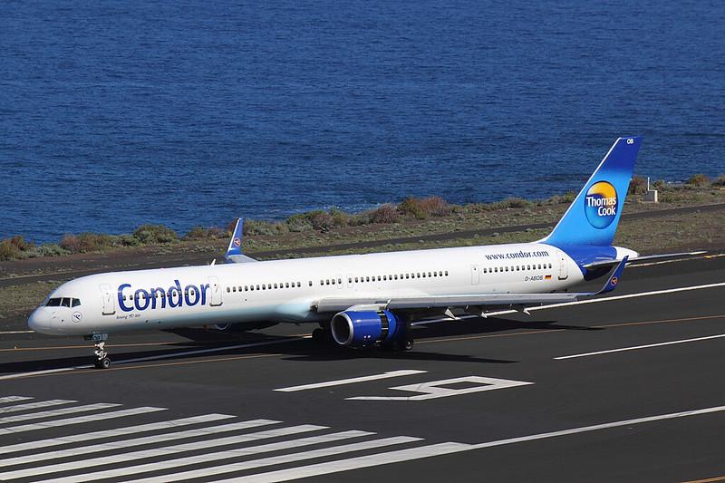 Condor - B753 - D-ABOB (1)