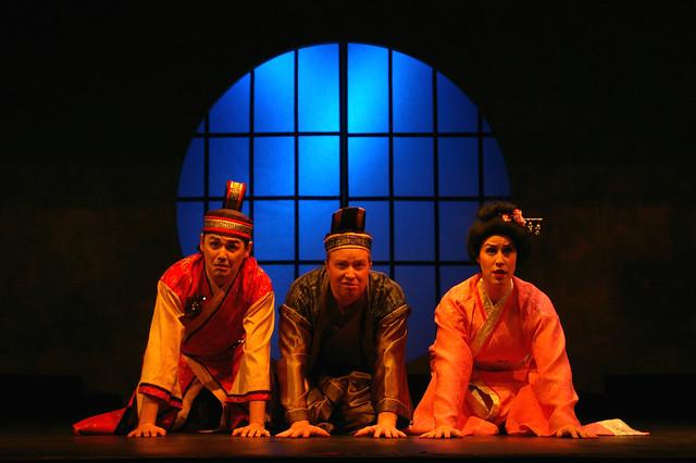 The Mikado 2014