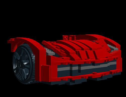 Corvette C7 WIP