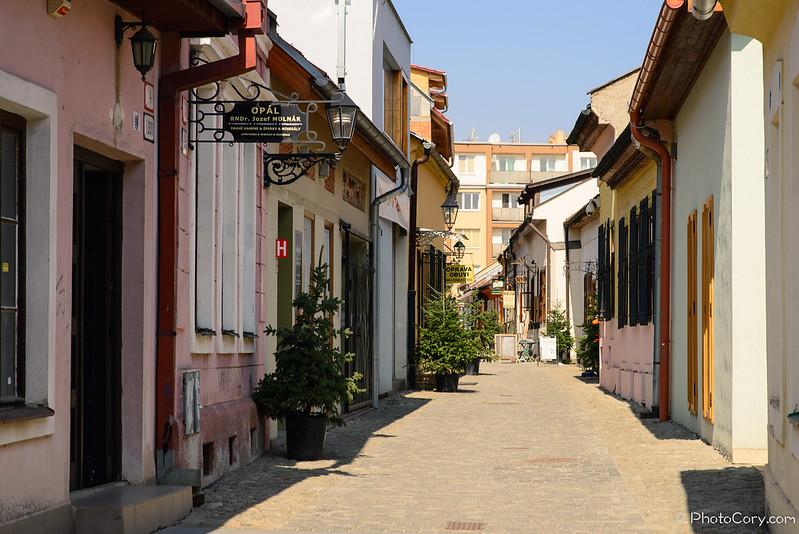 Hrnciarska ulica, kosice