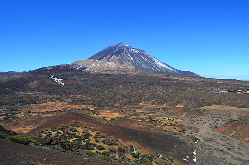 Mount Teide and Las Canadas, Tenerife