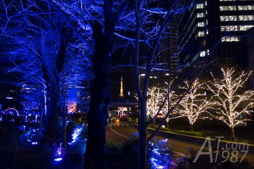 Starlight Garden at Tokyo Midtown