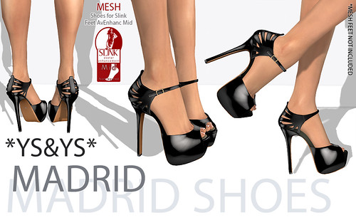 Madrid Shoes @ YS&YS